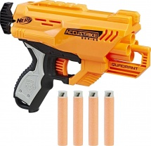 Бластер NERF AccuStrike Elite Квадрант