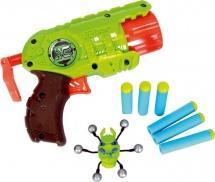 Бластер X-Shot Атака Пауков с мишенью