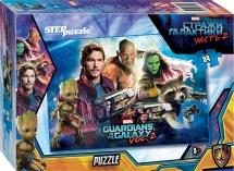 Пазлы Steppuzzle Marvel 2 Стражи Галактики 54 элемента