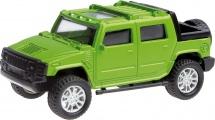 Модель машины AutoTime USA Heavy Allroad 1:36, зеленый