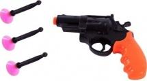 Пистолет с присосками