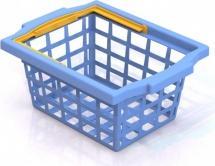 Корзинка для продуктов Нордпласт, цвет микс