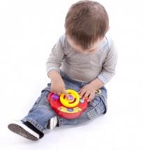 Музыкальная игрушка Жирафики Рулевая панель