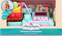Касса Mary Poppins Играем в магазин