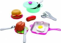 Набор посуды и продуктов Mary Poppins 21 предмет