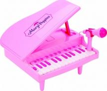 Синтезатор Mary Poppins Волшебный рояль с микрофоном