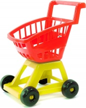 Тележка Орион Супермаркет, красный
