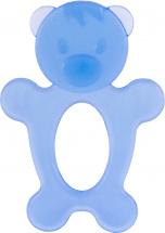 Прорезыватель Knopa Мишка, синий