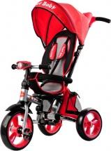 Велосипед Smart Baby TS2R складной, красный