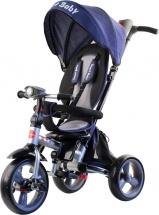Велосипед Smart Baby TS2B складной, голубой