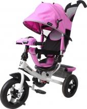 Велосипед Moby Kids Comfort AIR Car 2, лиловый