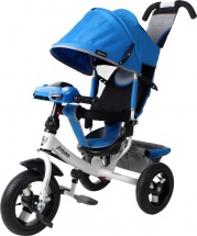 Велосипед Moby Kids Comfort AIR Car 2, синий