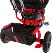 Велосипед Moby Kids Comfort AIR Car 1, красный