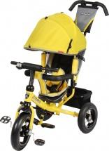 Велосипед Moby Kids Comfort AIR, желтый