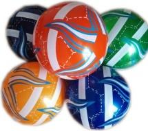 Мяч Футбол 22 см, цвет МИКС