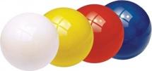 Мяч Dema-Stil 23 см, цвет МИКС