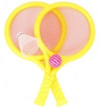 Набор для тенниса ракетки, мяч, волан 29.5 см
