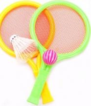 Набор для тенниса ракетки, мяч, волан 27 см
