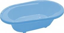 Ванночка Пластик-Центр Cool со сливом, голубой