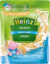 Каша Heinz молочная овсяная с Омега-3 с 5 мес 200 г