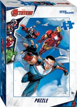 Пазлы Steppuzzle Marvel-2 80 элементов