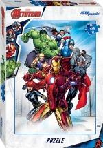 Пазлы Steppuzzle Marvel-2 120 элементов