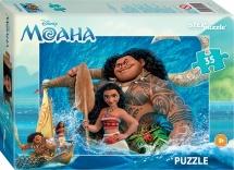 Пазлы Steppuzzle Disney Моана 35 элементов