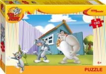 Пазлы Steppuzzle Warner Bros Том и Джерри 160 элементов