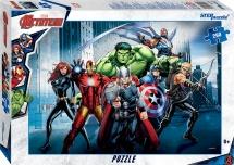 Пазлы Steppuzzle Мстители-3 260 элементов