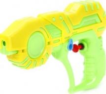 Бластер Наша игрушка Солнечное лето водяной 18 см
