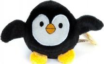 Мягкая игрушка Fluffy Family Дикие круглики. Пингвин
