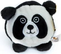 Мягкая игрушка Fluffy Family Дикие круглики. Панда