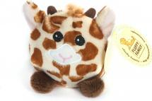 Мягкая игрушка Fluffy Family Дикие круглики. Жираф
