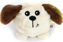 Мягкая игрушка Fluffy Family Домашние круглики. Собачка