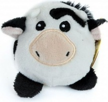 Мягкая игрушка Fluffy Family Домашние круглики. Корова