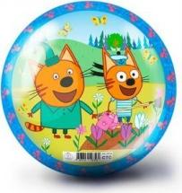 Мяч ЯиГрушка Три кота-1 23 см