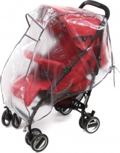 Дождевик Спортбэби на прогулочную коляску