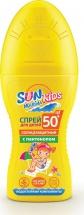 Спрей солнцезащитный Биокон Sun Marina Kids SPF 50 150 мл