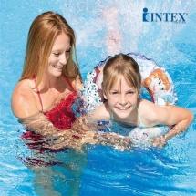 Круг для плавания Intex Холодное сердце 51см 3-6 лет