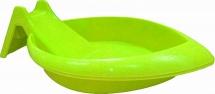 Горка-песочница Marian Plast, салатовый