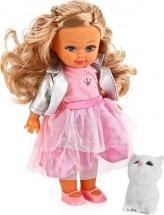 Кукла Mary Poppins Мой милый пушистик Элиза с котенком, 26см