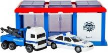 Гараж Пламенный мотор Полиция