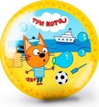 Мяч ЯиГрушка Три кота-2 12 см
