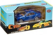 Машинка Play Smart Супер Турбо Седан, синий