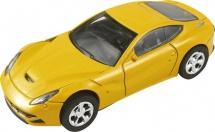 Машинка AutoTime  Maddog Coupe QR, желтый
