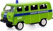 Машинка Play Smart УАЗ Военная Автоинспекция