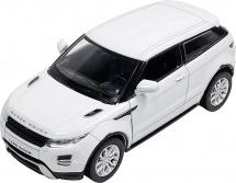 Машинка AutoTime Range Rover Evoque, белый