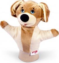 Игрушка-рукавичка Мякиши Собачка