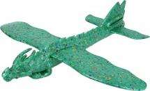 Самолет-планер Дракон, зеленый