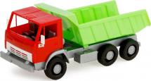 Самосвал Орион Х1, зеленый кузов